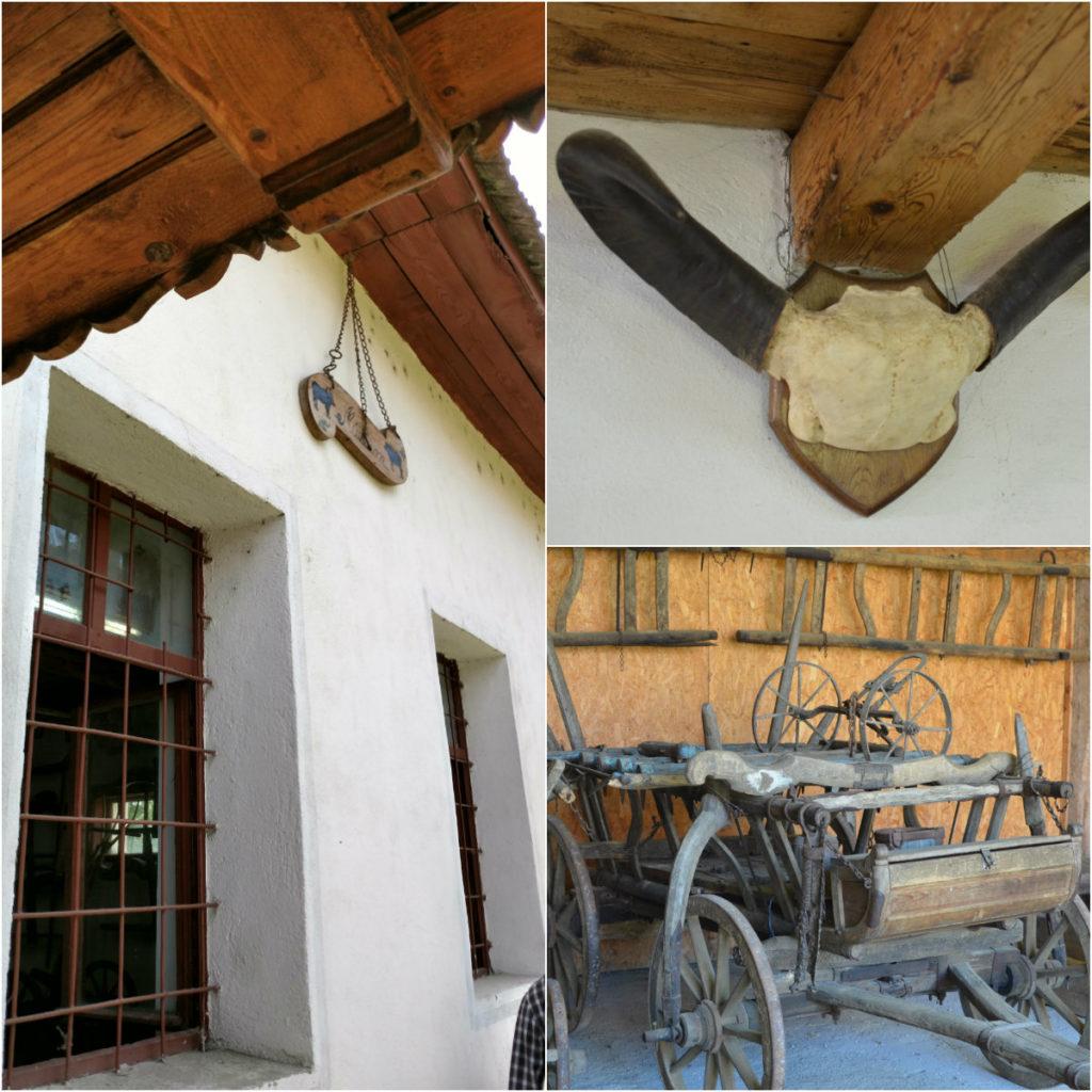 Comorile județului Cluj - Muzeul Bivolului