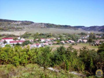 Comuna Bobâlna, județ Cluj, CVA