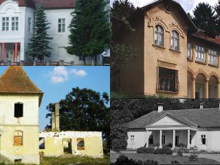 Conace în județul Cluj | Poveștile neștiule ale vechilor case nobiliare (Partea II)