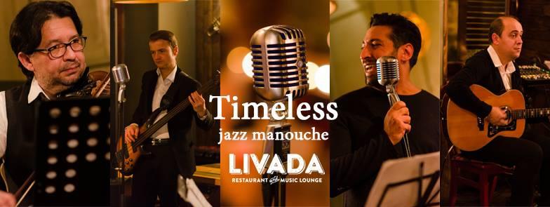 Concert Timeless   Restaurant Livada   Evenimente în Cluj   Cluj.com