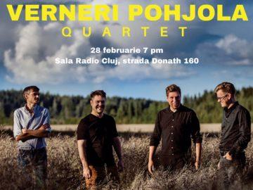 Concert Verneri Pohjola Quartet   Evenimente în Cluj   Cluj.com