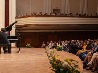 Concerte excepționale susținute de artiști de mare valoare în cadrul Stagiunii Camerale George Enescu