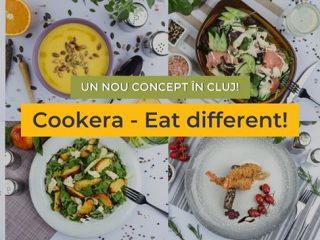 Cookera – un nou concept de food delivery în Cluj | Eat Different
