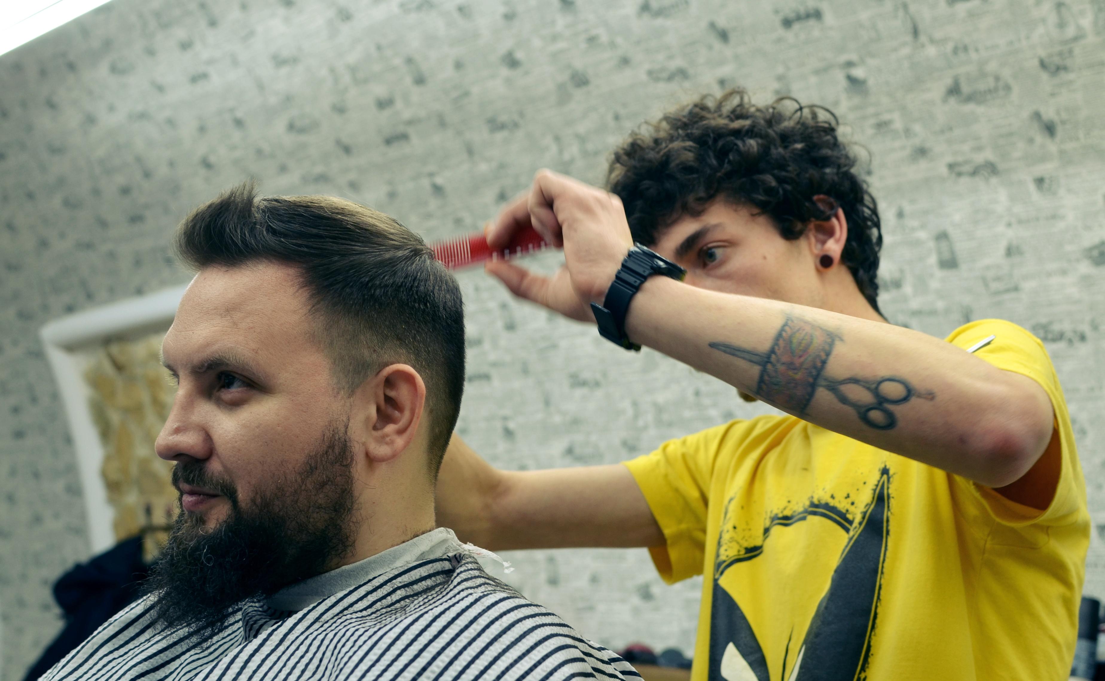 Cum a fost prima noastra experienta la un barber shop 6