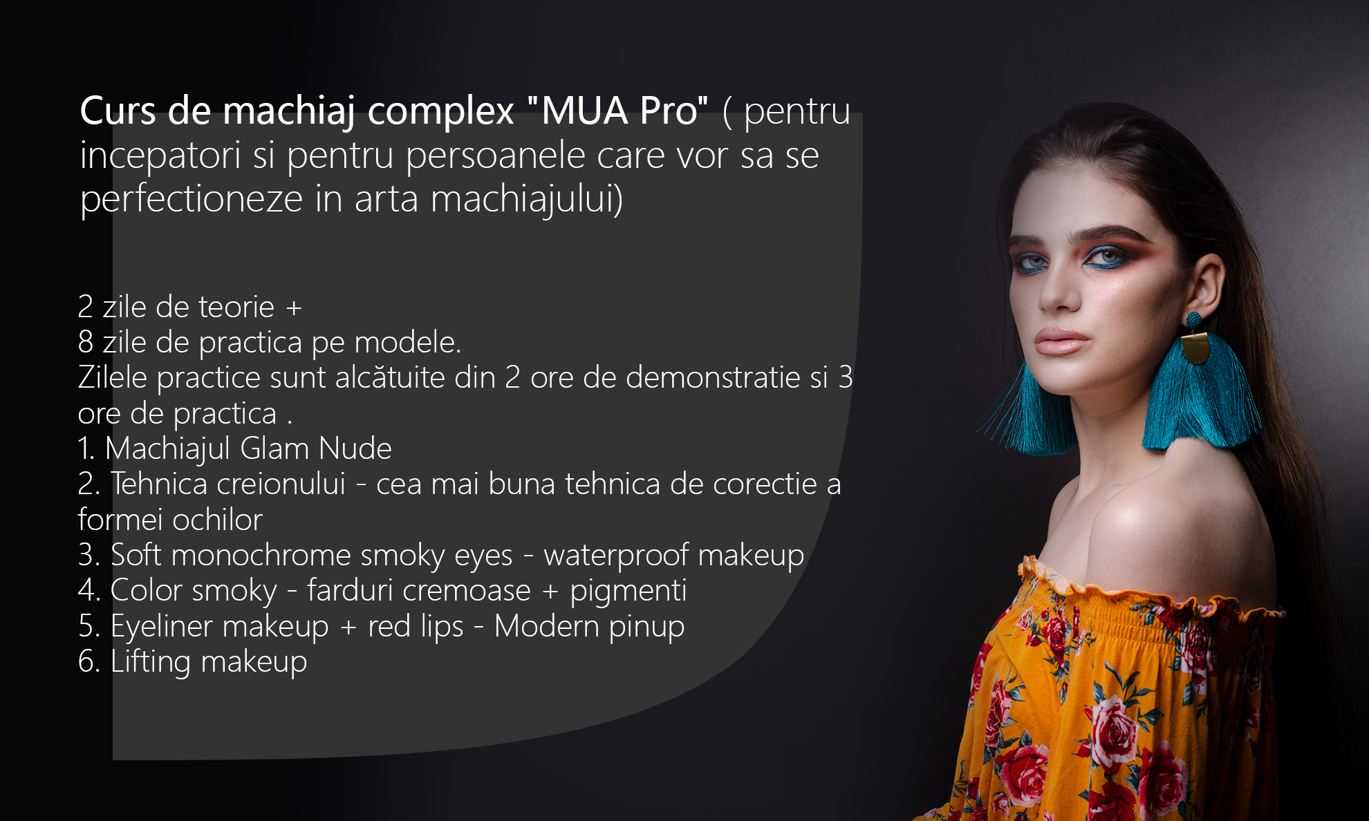 Curs de baza Make Up Profesional | Beauty ID