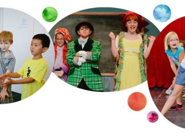Curs de teatru copii, grupa 8-12 ani