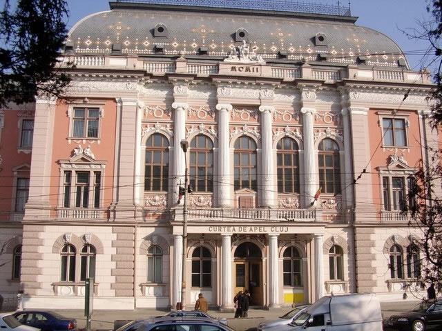 Curtea de Apel Cluj