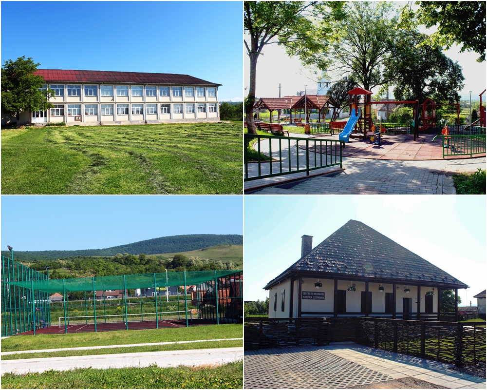 Cuzdrioara Cluj modernizari
