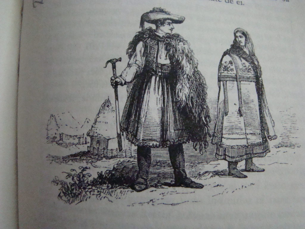 Turist în Clujul vechi