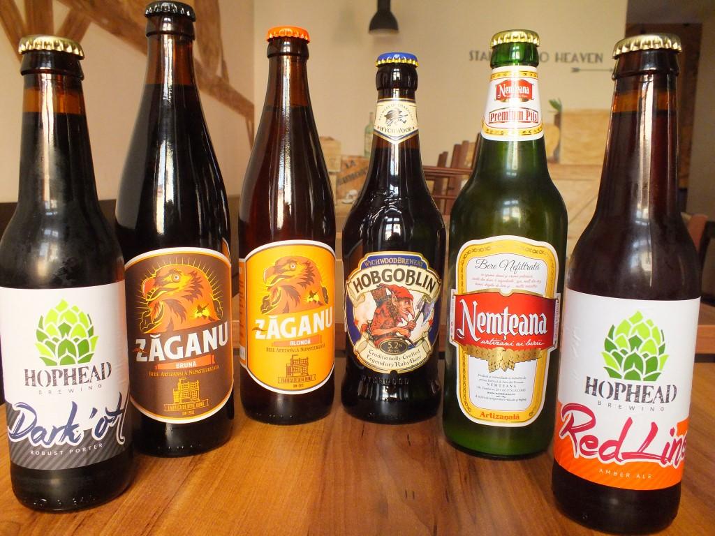 Unica bere artizanală Ale produsă în Cluj poate fi găsită la Off the Wall!