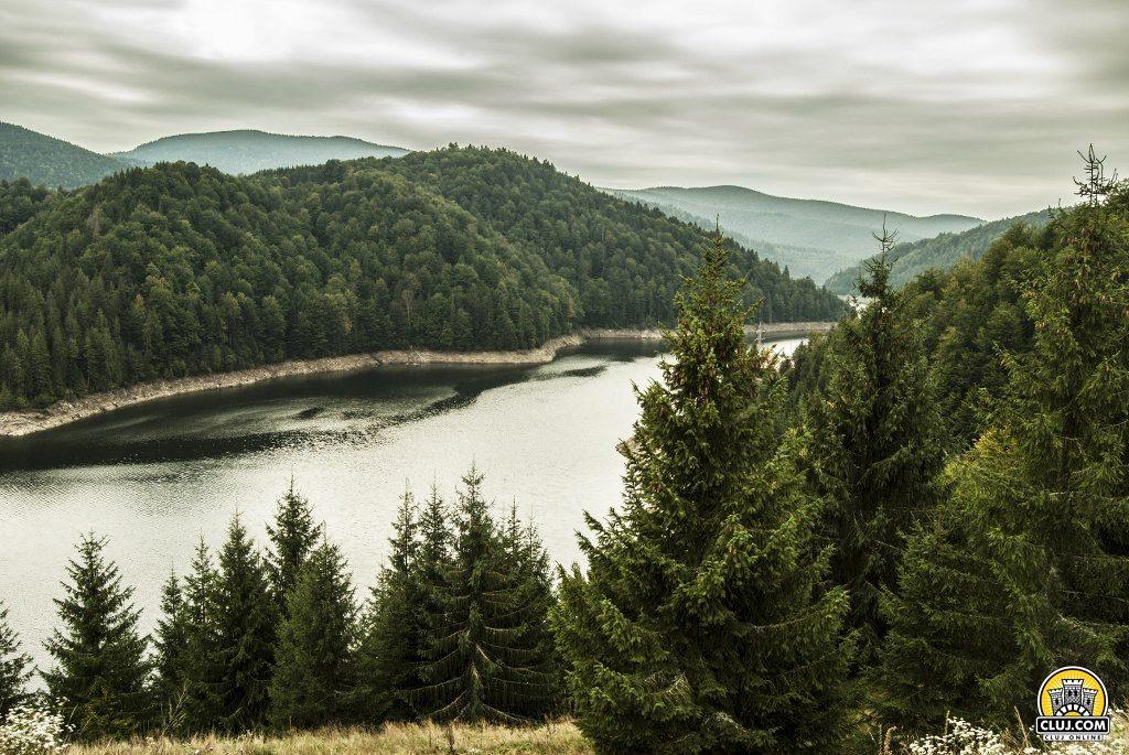 Valea Draganului, Barajul Dragan - Floroiu, comuna Poieni, judetul Cluj