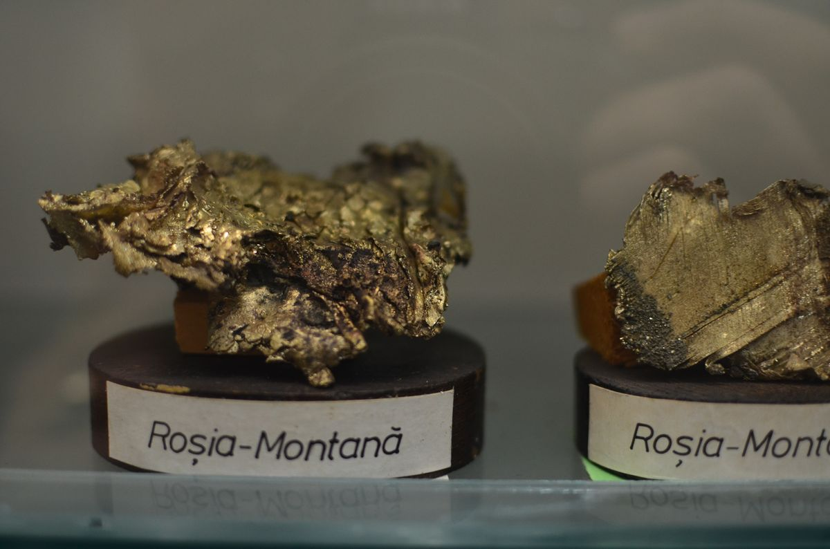 Muzeul de mineralogie cluj
