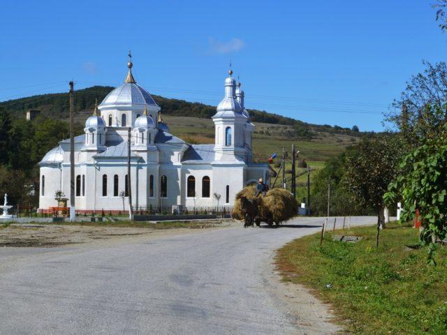 Biserica Ortodoxa din Bobalna, judetul Cluj