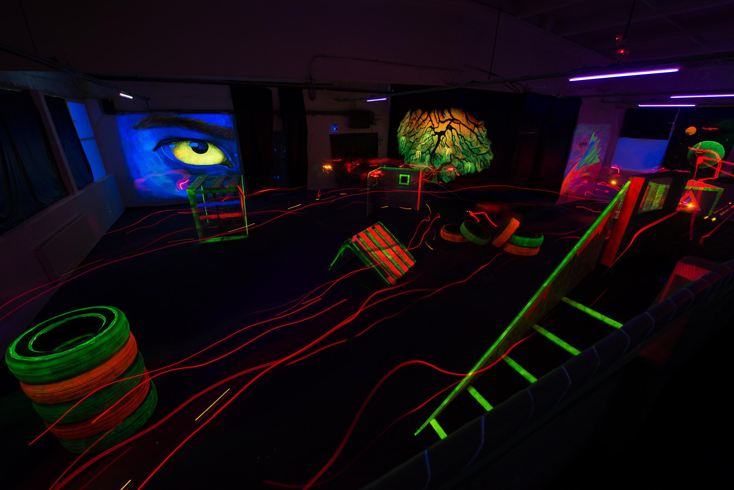 Laser Tag World Cluj