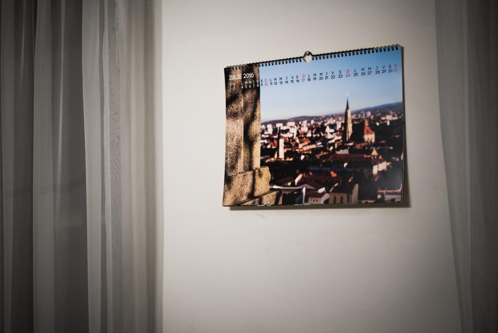 Calendar de Cluj 2016 lansat de Fotocolaj și The Lens