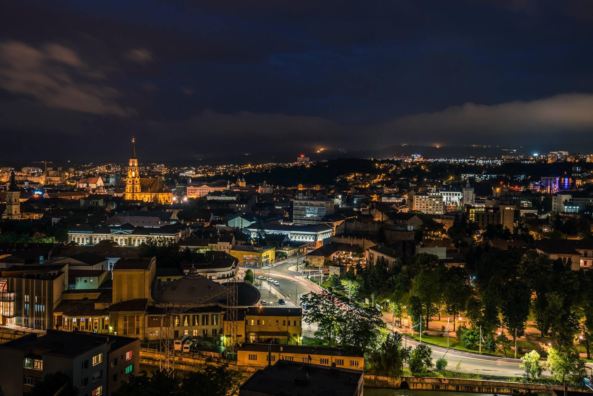 24 de ore în Cluj Daniel-Mirlea-noapte