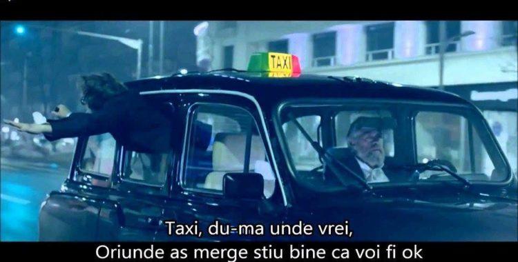 Taxi, du-mă unde vreau!