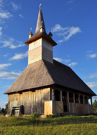 Biserica de lemn Dealu Negru, Calatele