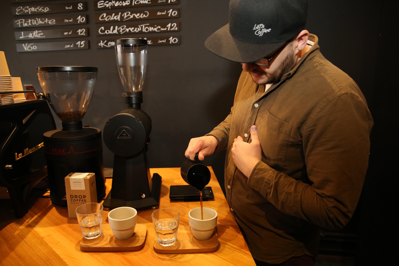 Degustare Cafea ESC