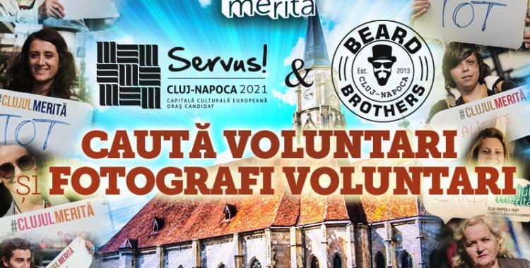 Call pentru voluntari