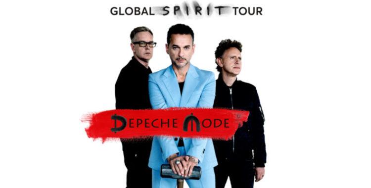 Veste bună pentru fanii trupei Depeche Mode! S-au suplimentat biletele la concertul din Cluj-Napoca