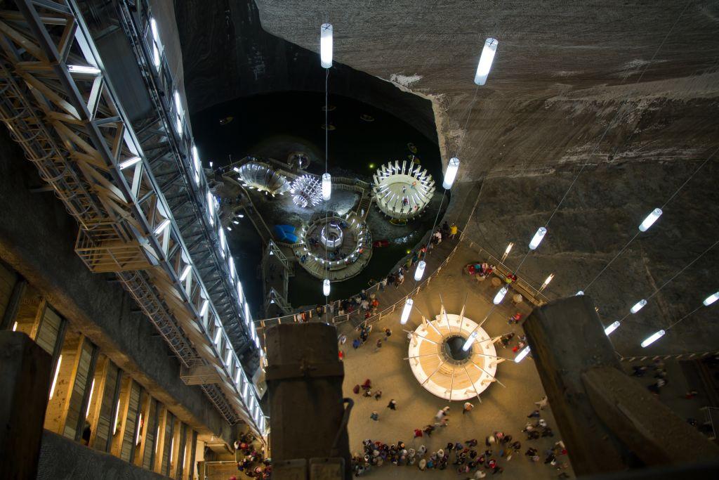 Turda devine o importantă zonă turistică - cu salină, cramă și centru de echitație! (bonus: Cheile Turzii)