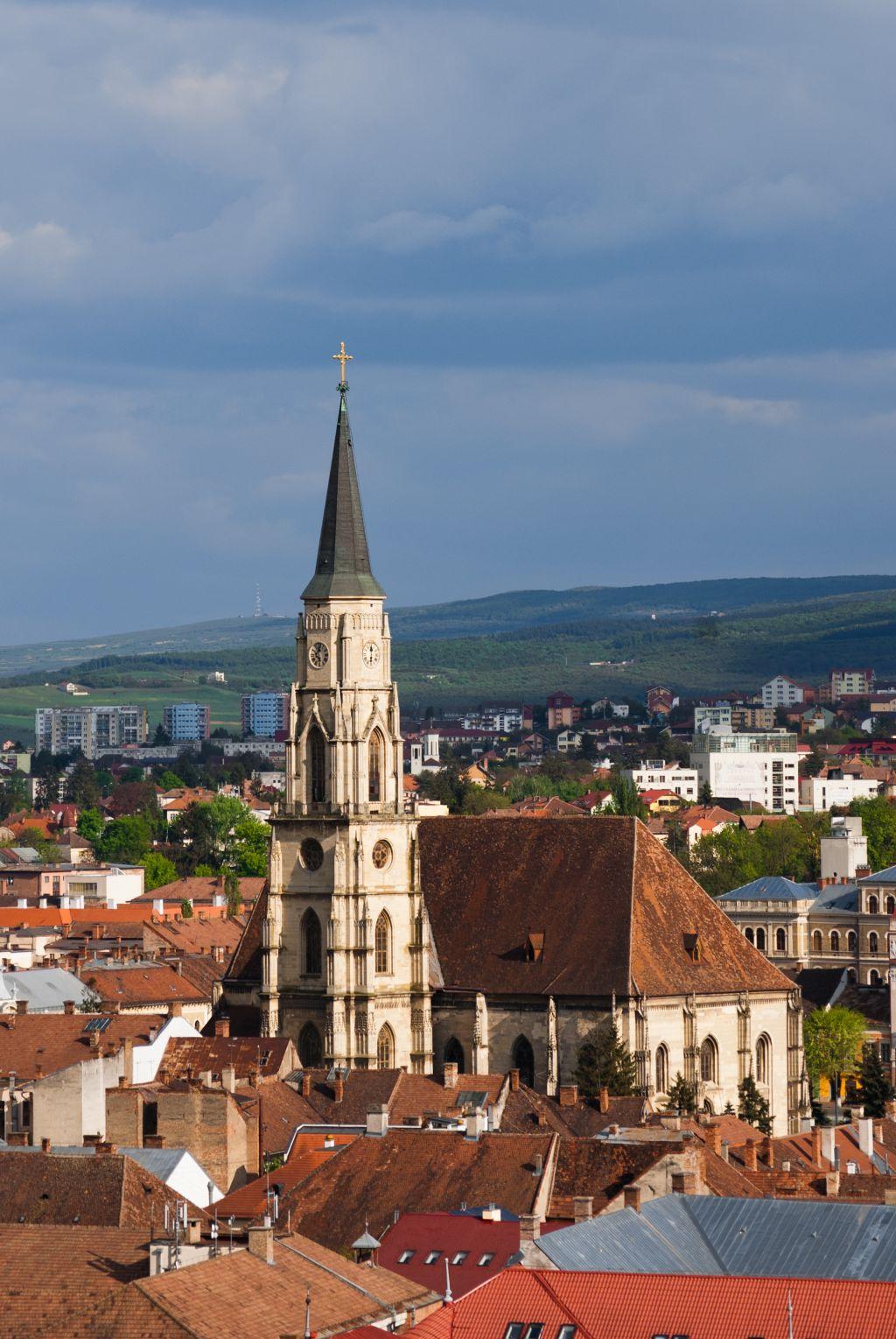 Biserica Sfântul Mihail din Cluj
