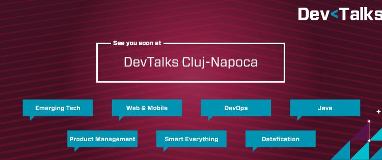 DevTalks Cluj-Napoca