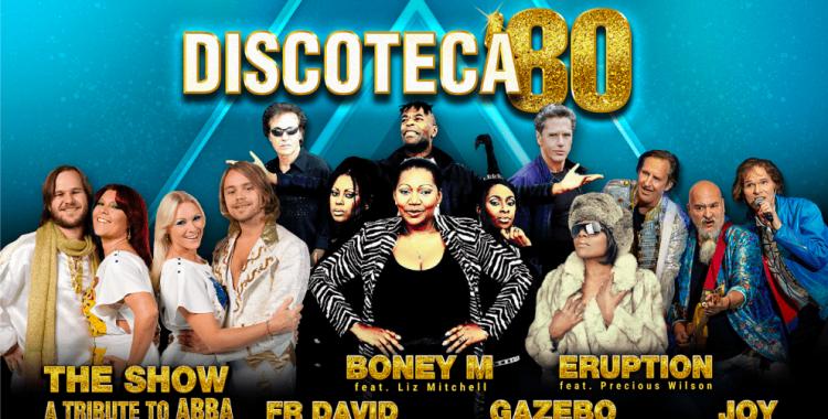 DISCOTECA 80