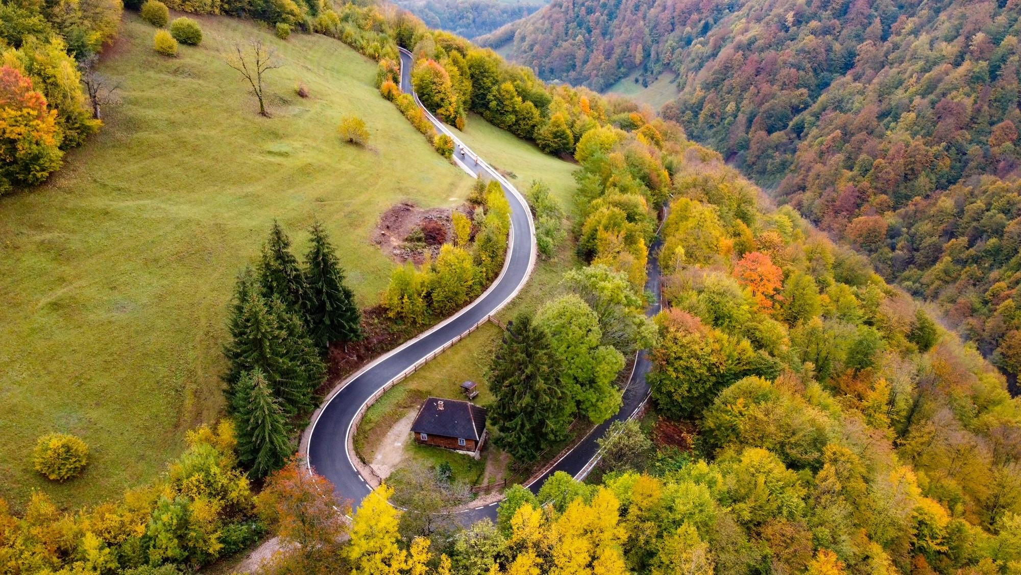 Drumul Marisel - Maguri Racatau (1)