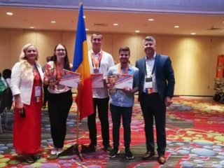 Clujeni cu care ne mândrim: elevi clujeni pe podium la Campionatul Mondial Microsoft Office 2019