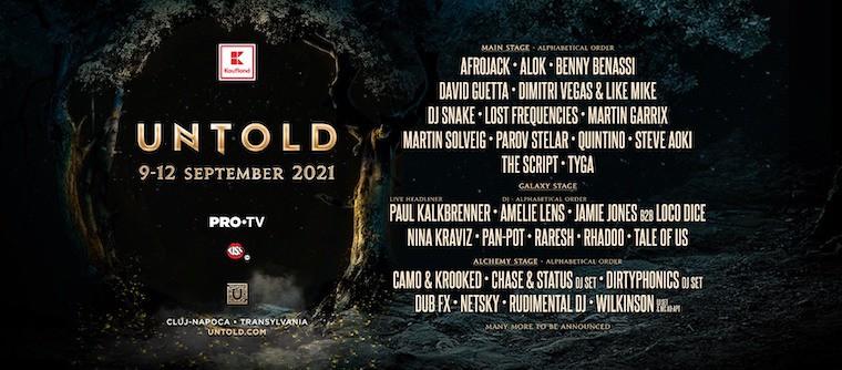 Evenimente 10-12 septembrie 2021