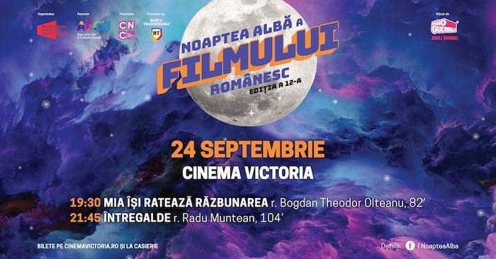 Evenimente 24-26 septembrie 2021