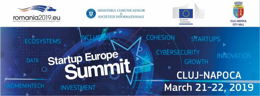 Evenimente europene la Cluj Startup Europe Summit 2019