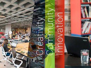Cum e să lucrezi în cel mai mare spațiu de coworking din Cluj? | Experiența Cluj.com la ClujHub
