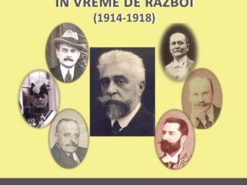 "Expoziție ""Diplomați români în vreme de război (1914-1918)"""