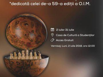 Expoziție de Șahuri - Peste 100 de șahuri din toată lumea
