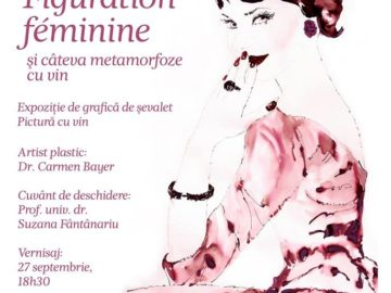 Expozitie Figuration féminine de Carmen Bayer