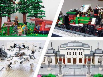 Expozitie Lego