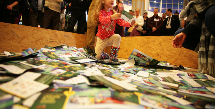 Câștigătorii loteriei Crăciun în stil suedez