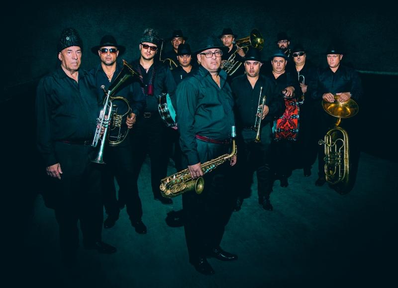Fanfare Ciocarlia Jazz in the Park 2021 Lineup