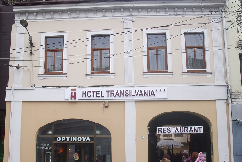 Hotel Transilvania – prezent cu iz de trecut