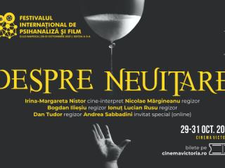 Festivalul Internațional de Psihanaliză și Film Ecranul și divanul vine la Cluj-Napoca
