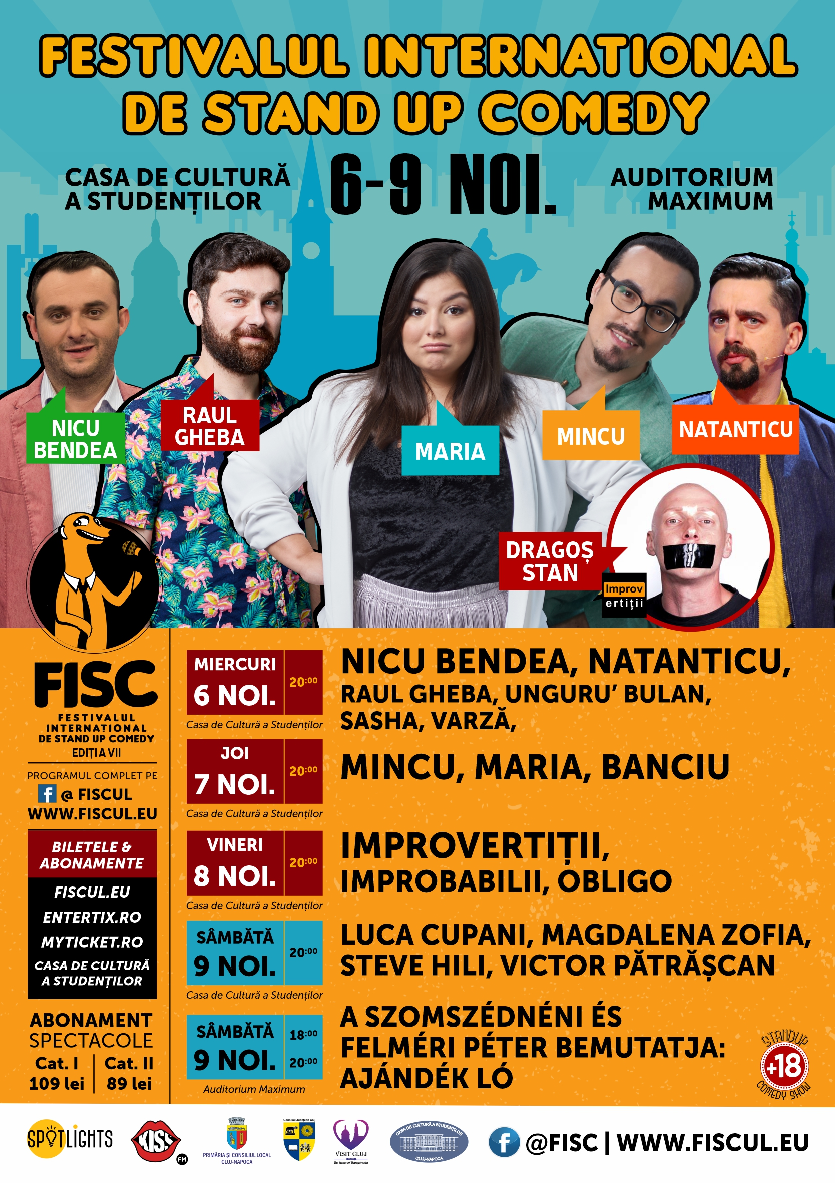 Festivalul International de Stand Up Comedy (1)