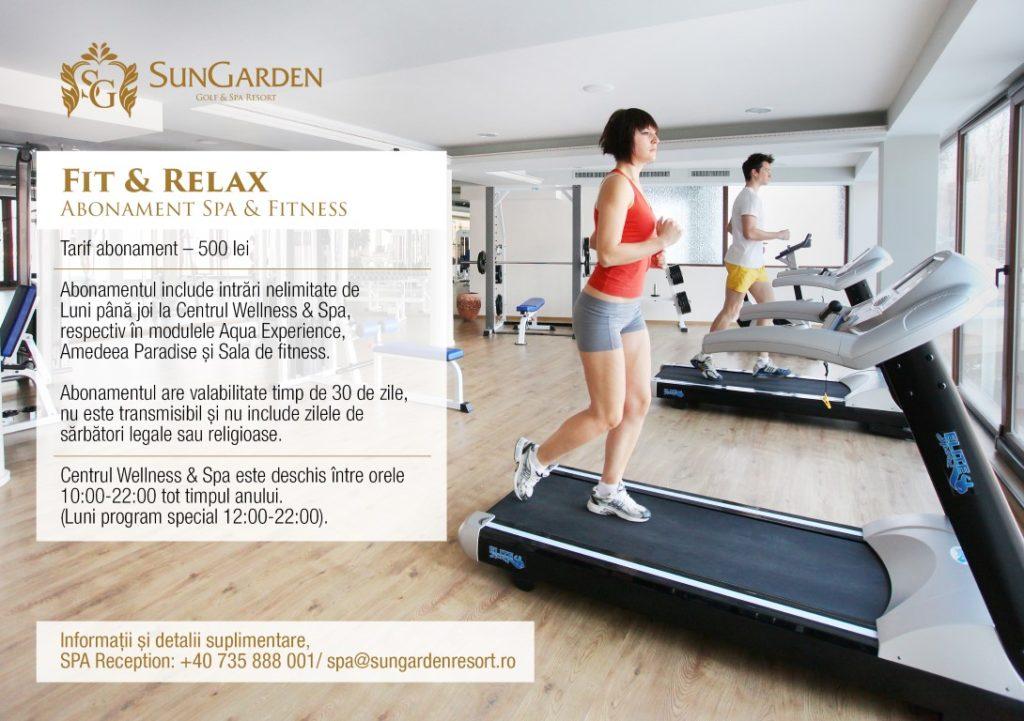 Răsfăț pentru zile calde la SunGarden Golf & Spa Resort!