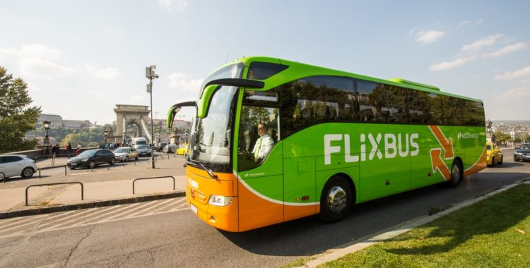 FlixBus Cluj