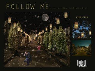 """Lights ON în Parcul Primăverii din Mănăștur: proiectul """"Follow Me"""""""