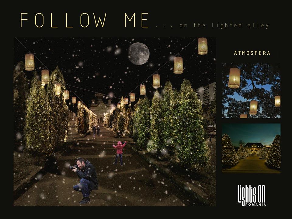Follow Me - Lights ON Cluj 2019 - Parcul Primăverii