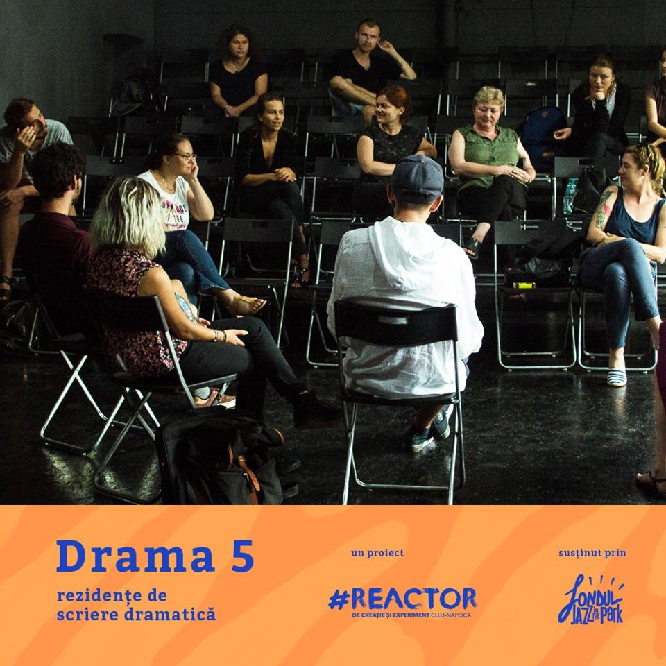 Drama 5 Reactor