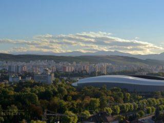 fotografii din cluj Cluj Arena